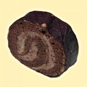 <strong>Kakaová roláda</strong> - 13 Kč